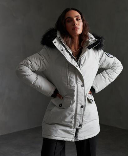 Superdry Womens Ashley Everest Parka Jacket