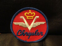 Chrysler Patch - Vintage - - Original - Auto