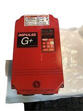 New Listingimpulse G Vfd 5 Hp Ac Drive Control Cimr G3u43p7 460 V Nice Yaskawa