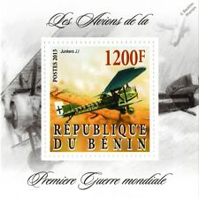 JUNKERS J.I WWI Luftstreitkräfte Reconnaissance Sesquiplane Aircraft Stamp