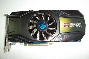 Sapphire-Radeon-HD-5830-PCIe-Graphics-Video-Card-1GB-HDMI-DVI-mini-DP-100297L