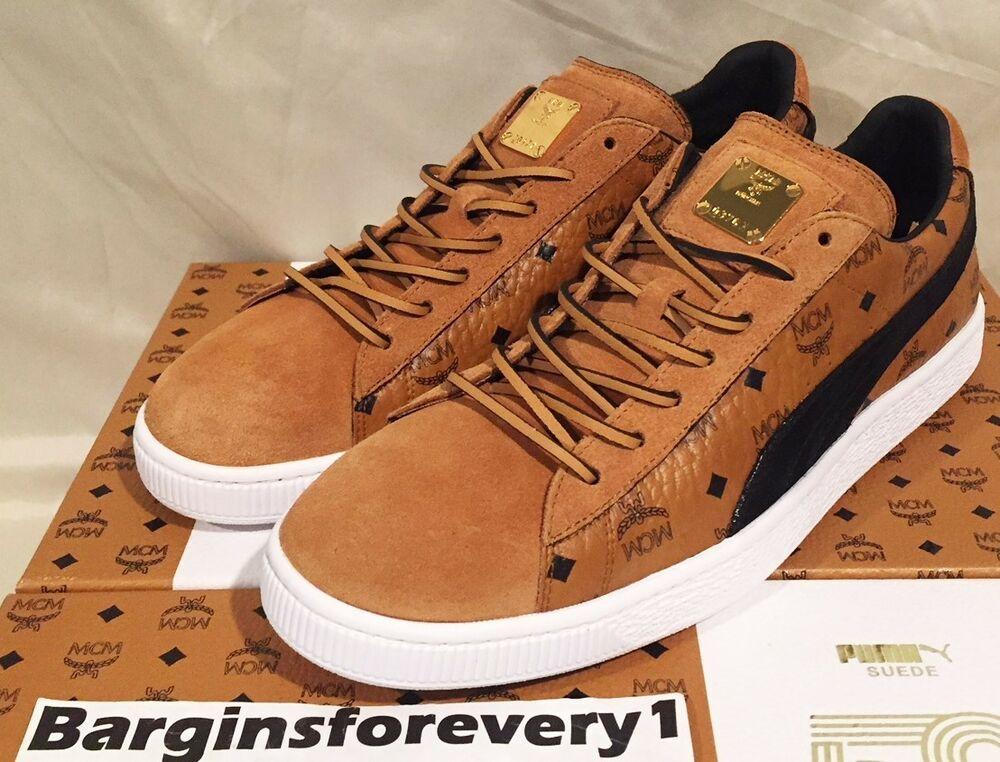 Classic 5 Brown 11 New Mcm Puma Taille Homme Suede X g1XnZqSc