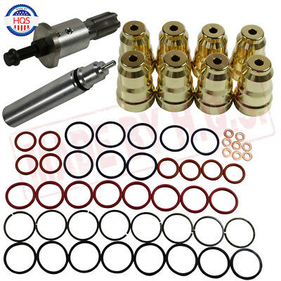 Fit For 1994-2003 Ford 7.3L Injector Sleeve Cup Removal Installation tool Kit replaces F4TZ9F538A