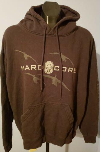 Hardcore Hoodie Size Large