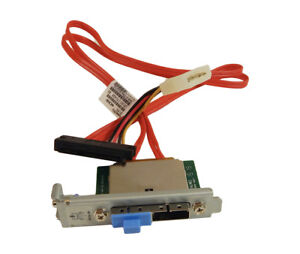 IBM-Dell-PV114x-Dual-SAS-Cable-Assy-46C2060-New-Pull