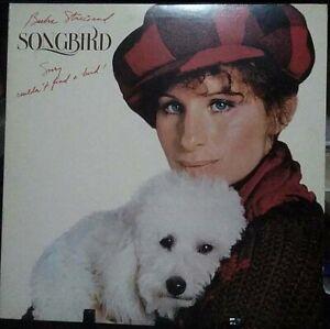BARBRA STREISAND Songbird Again Album Released 1978 Vinyl Collection USA Press