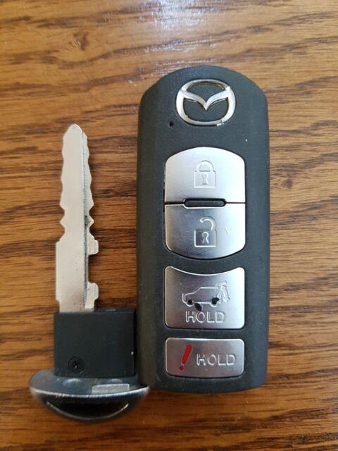 OEM HONDA ACCORD CIVIC smart keyless remote fob transmitter BLANK KEY INSERT