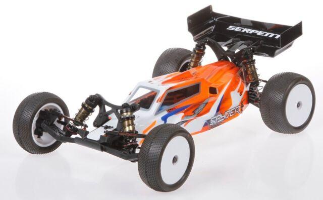 Light Weight SER500536 Serpent Spyder SRX2 MH 2wd Buggy Body