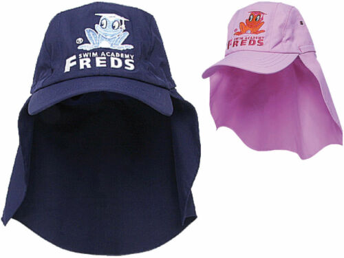 Freds Swim Academy Baby//Toddler Legionnaire Hat UV80 Protection