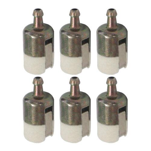 Dieselfilter Für Echo 6 Stück Set Kraftstofffilter