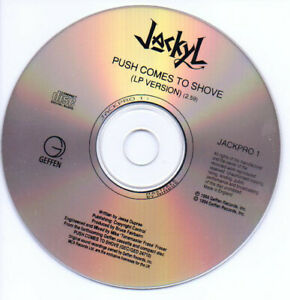 Jackyl-034-Push-Comes-To-Shove-034-Rare-UK-Promo-Only-CD-Single-1994-JACKPRO-1-NEW