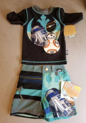 Set Rash Guard Swim Star Wars Trunks Force amp; Awakens Boys The Store 2 Disney Hp8w0qw