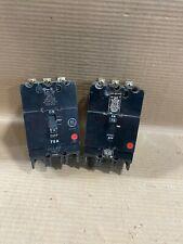 General Electric Ge Tey Tey370 3 Pole 480277v 70 Amp Circuit Breaker