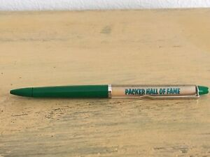 Green-Bay-Packer-Hall-Of-Fame-Floaty-Pen-No-Ink-Denmark