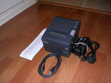 Epson Model M244A TM-T88V USB POS Thermal Receipt Printer - Free USB Cable