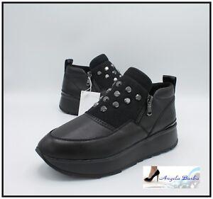 new arrivals sneakers con zeppa interna geox b828f e3a5e