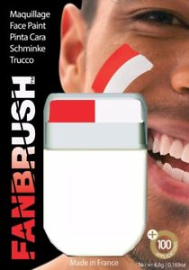FanBrush-Sports-Teams-Fans-Flag-Face-Paint-Red-amp-White-Colours