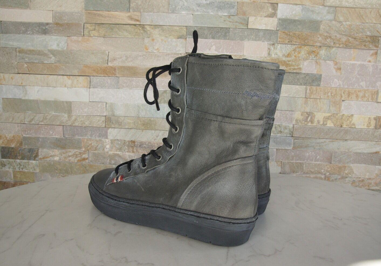 NAPAPIJRI Taglia 41 Stivaletti GREY normalissime scarpe stivali GRIGIO GREY Stivaletti NUOVO UVP 8833c0