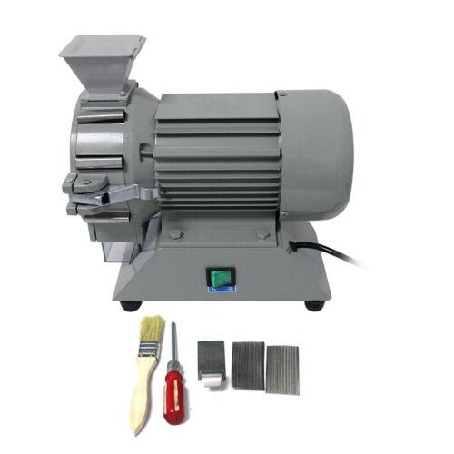 Micro plant grinding machine mini mill plant machine grinder soil pulverizer