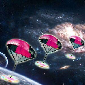 Mini-UFO-Toys-Hand-Throwing-Flash-Light-Parachute-Kid-Outdoor-Public-Park-Sports