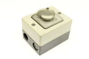 Old-Main-Switch-Rotary-Switch-Klockner-Moeller-Switch