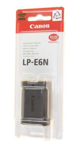 CANON LP-E6N Batería Para 5D MK 7D MK Nuevo II 60D 70D 5D MK III II 7D