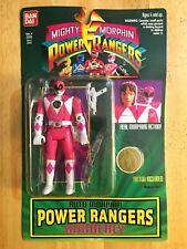 1994 Bandai Mighty Morphin Power Rangers Kimberly Pink Figure