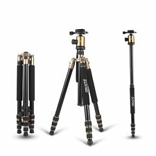 ZOMEI Z818 Professional Tripod Monopod&Ball Head Portable for Canon DSLR Camera