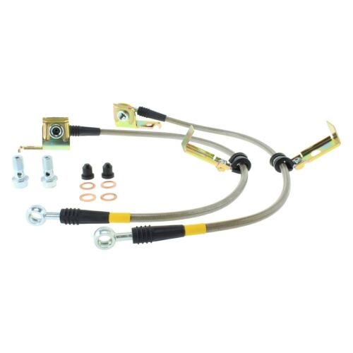For Dodge Viper 1992-2000 StopTech 950.63504 Stainless Steel Rear Brake Line Kit