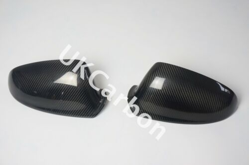 Vauxhall ASTRA J 2010-2016 GENUINE Carbon Fibre Mirror Covers Inc VXR SRI SXI