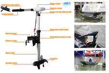 Trolling Motor 100 Lbs Electric Outboard 24V 2 hp Variable Speed Yahch kicker