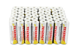 24-pcs-Tenergy-AA-NiCd-Rechargeable-Battery-Solar-Lights-Lawn-Lamp