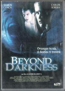 BEYOND DARKNESS DVD USATO BUONE CONDIZIONI