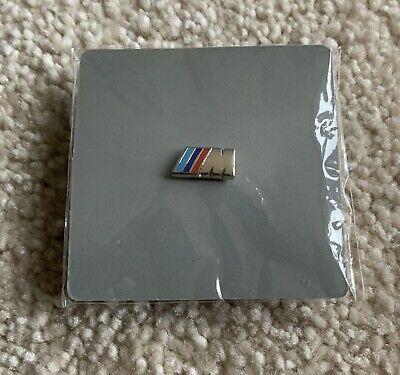 New Genuine BMW /'M Sport/' Logo Tie Pin  80232152291  BM19