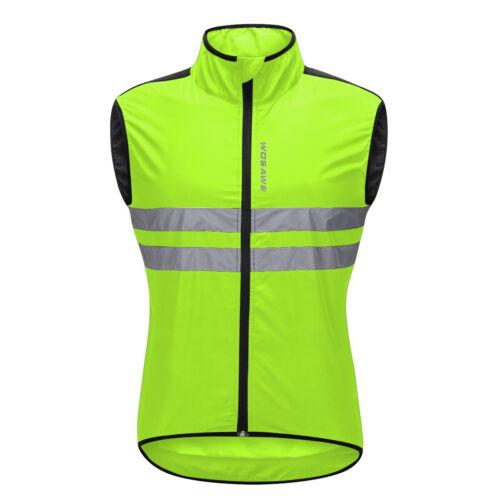 Men Cycling Hooded Jackets Windproof Reflective Waterproof Coat MTB Bike Jerseys