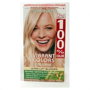 Garnier 100 Hair Color XL4 Extreme Ash Blonde  EBay