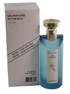 b575996e237 Bvlgari Eau Parfumee Au The Bleu Tster 5.0 oz  150 ml Edc Spray For ...
