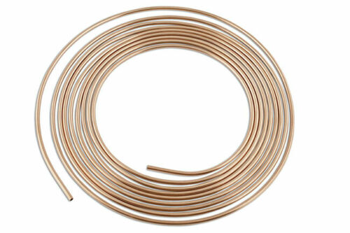 Pack 1 Connect 31127 Cupro Nickel Pipe 10mm x 7.5m