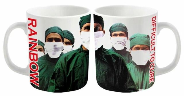 Official RAINBOW - DIFFICULT TO CURE NEW Mug
