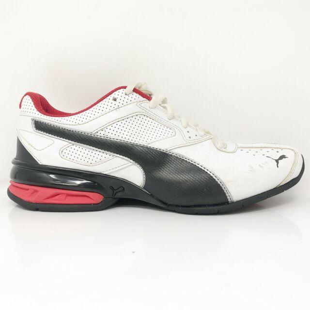 Size 7.5 - PUMA Tazon 6 FM White Black for sale online | eBay