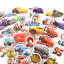 miniature 217 - Disney Pixar Cars Lot Lightning McQueen 1:55 Diecast Model Car Toys Gift for Boy