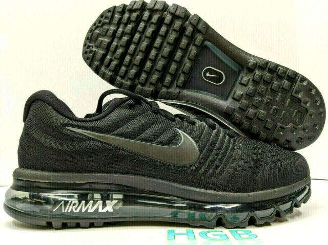Nike Air Max Running Men's Shoes US 8 Black (849559 004)
