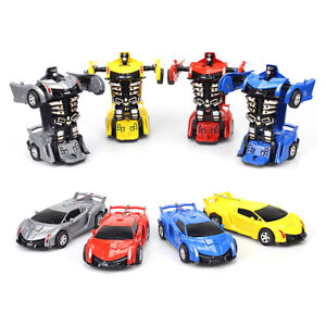 Transformers Robot Car For Boys Kids Toys Toddler Vehicle Cool Toy Xmas Gift HOT