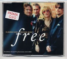 Claudia Cane & Mother Bone Maxi-CD Free ESC Eurovision 2000 German pre contest