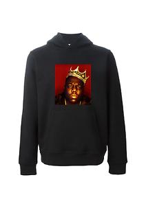 Notorious B.I.G (Biggie Smalls) print hoodie,  It was all a dream