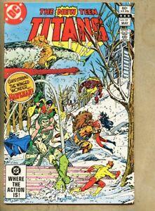 New-Teen-Titans-19-1982-vf-8-0-Marv-Wolfman-George-Perez-Doctor-Light-Hawkman