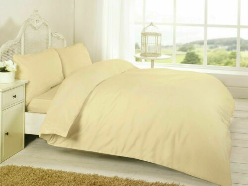 Flat Sheets Colored T-200 100/% Cotton Single To Super All Sizes Hi Quality Sale