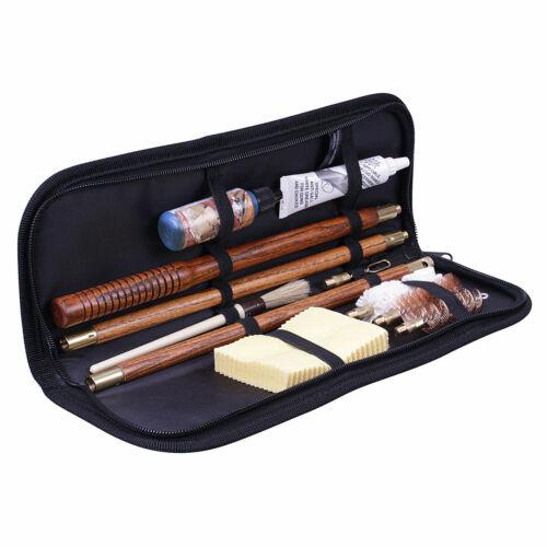 Fusil 12 G 20 G Kit de nettoyage par Bisley Pochette Portefeuille Baril ENTRETIEN 12 20