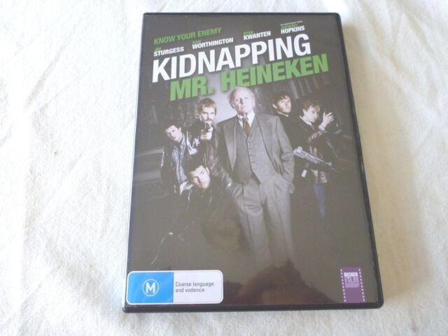 Kidnapping Mr. Heineken (DVD, 2015) Region 4
