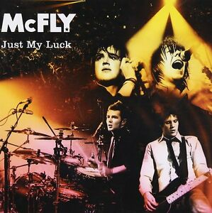 McFly-Just-My-Luck-2006-CD-NEW-SEALED-SPEEDYPOST